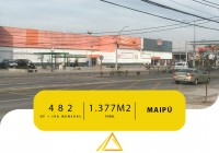 Arriendo local comercial en Av. Cinco de Abril, Maipú